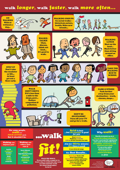 go walkies poster
