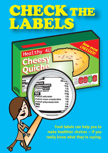 check the labels leaflet